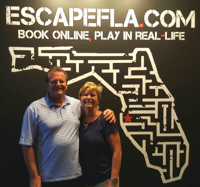 Escape FLA Largo escape room games Clearwater beach tampa bay st. petersburg